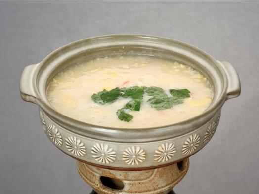 リーゾナブルナお値段で「かにすき膳」如何でしょうか?お得に蟹のお鍋のコースが楽しめます。外湯券付