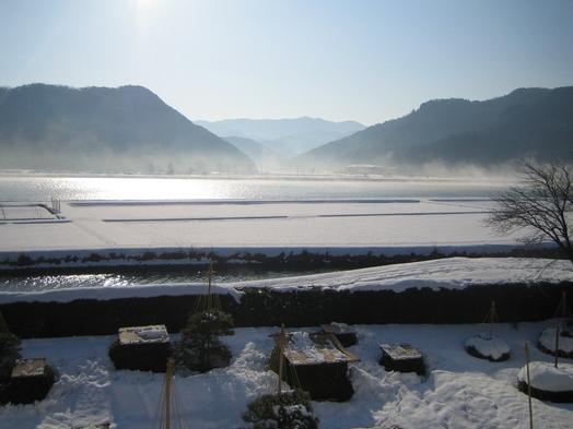 冬の贅沢プラン 但馬の冬のスペシャルな贈り物 兵庫県産山田錦を使用した日本酒プレゼント実施中