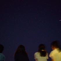 【景色】夜空に輝く満天の星をぜひ見に来てください!