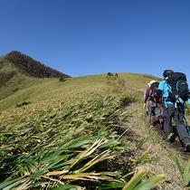 【アクティビティ】大自然ですから、登山は最高です!