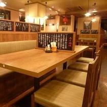 居酒屋「長参」 【朝食】7:00~9:00までのご入場 【夕食】18:00~22:00