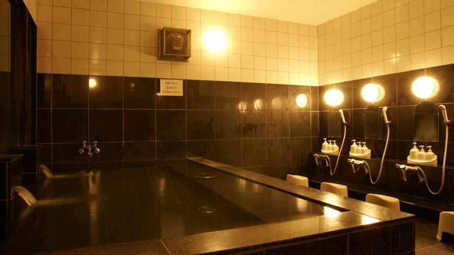 ・大浴場でゆったりお寛ぎください