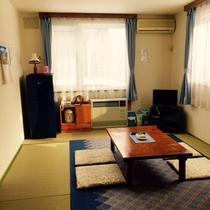 ・・・コテージAタイプ お部屋一例・・・