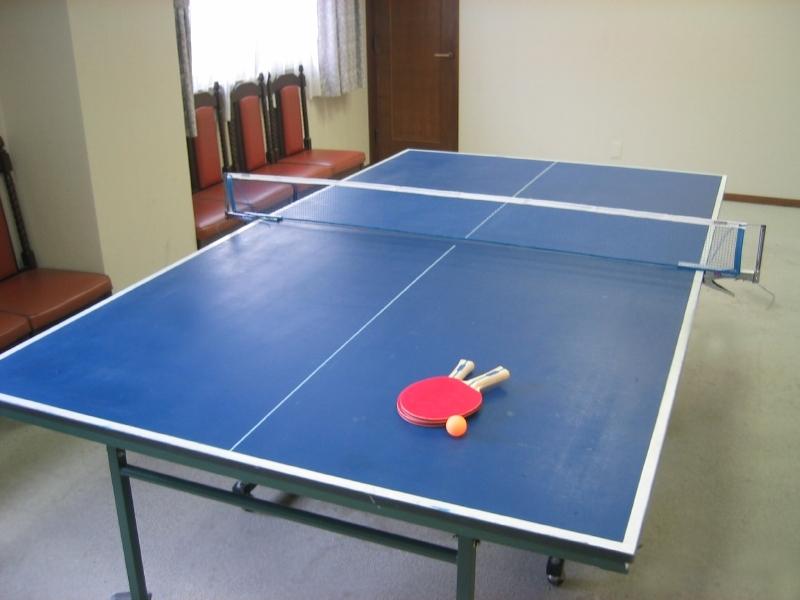 ◆卓球コーナー(無料)