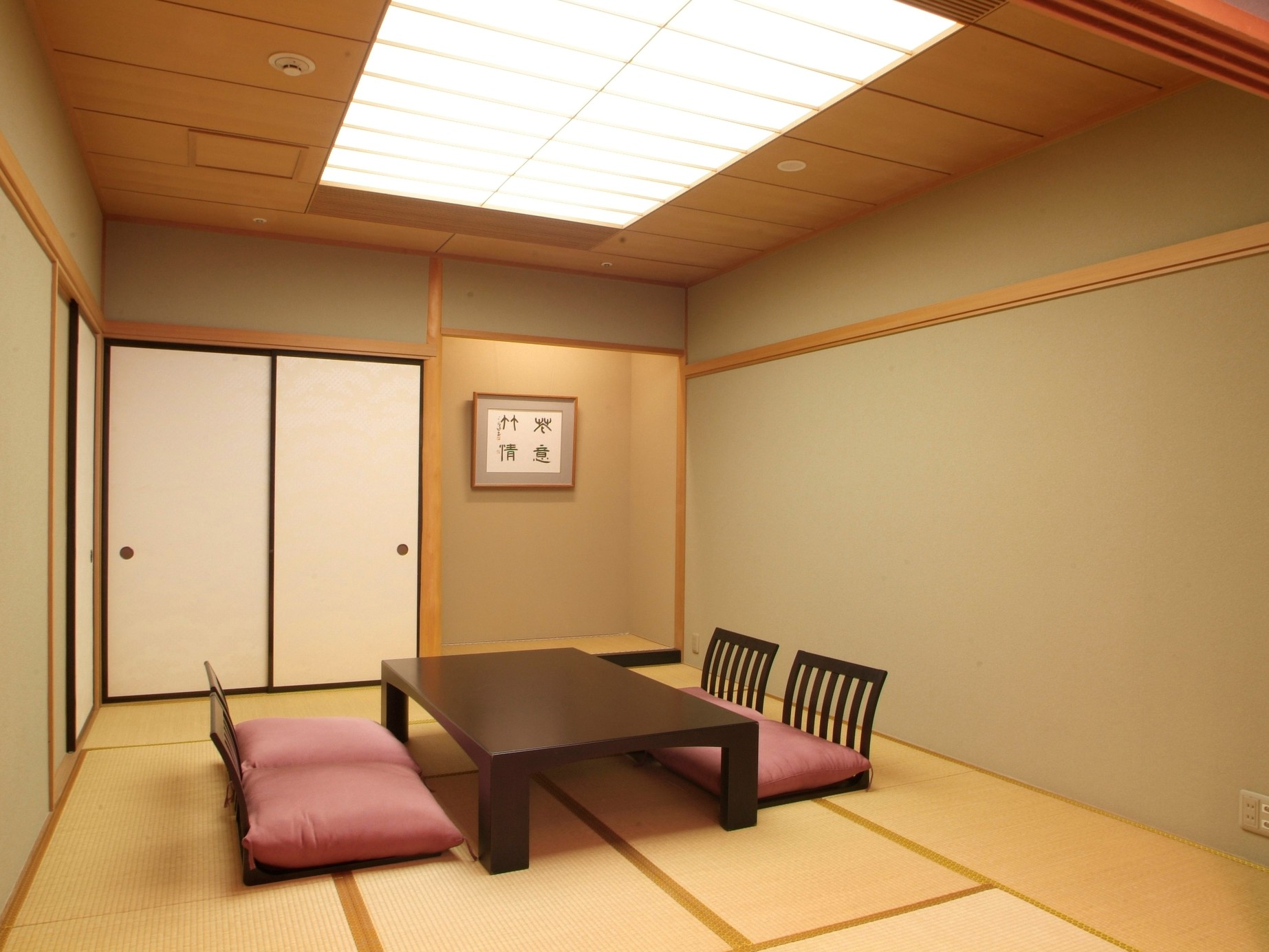 ロイヤルスイート 和室スペース