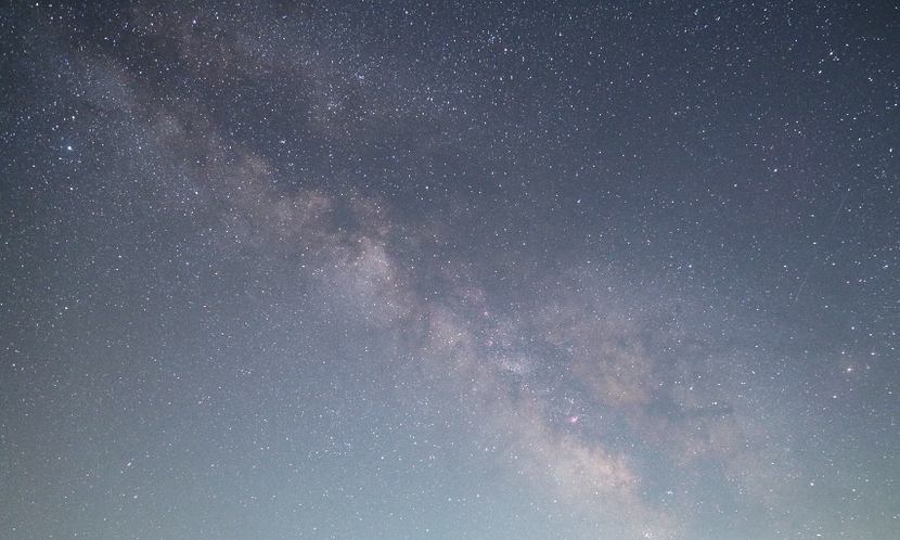 箕輪の星空
