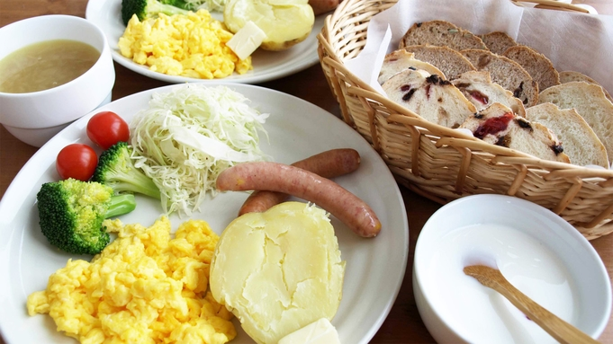 ★6/20〜8/31夏用【富良野ハチミツプラン/2食】百花蜜をご朝食のパンやヨーグルトにたっぷりと♪