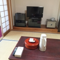 【客室例*1】和室★洗浄機能トイレ/液晶テレビ完備