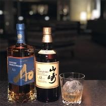 ウイスキー呑み比べ 2種