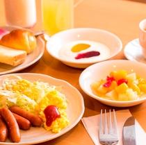 【ご朝食】ビュッフェスタイル 営業時間 6:30~9:00 ※イメージ