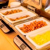 【ご朝食】ビュッフェスタイル 営業時間 6:30~9:00