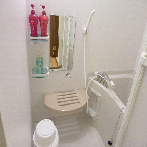 セパレートタイプ浴室