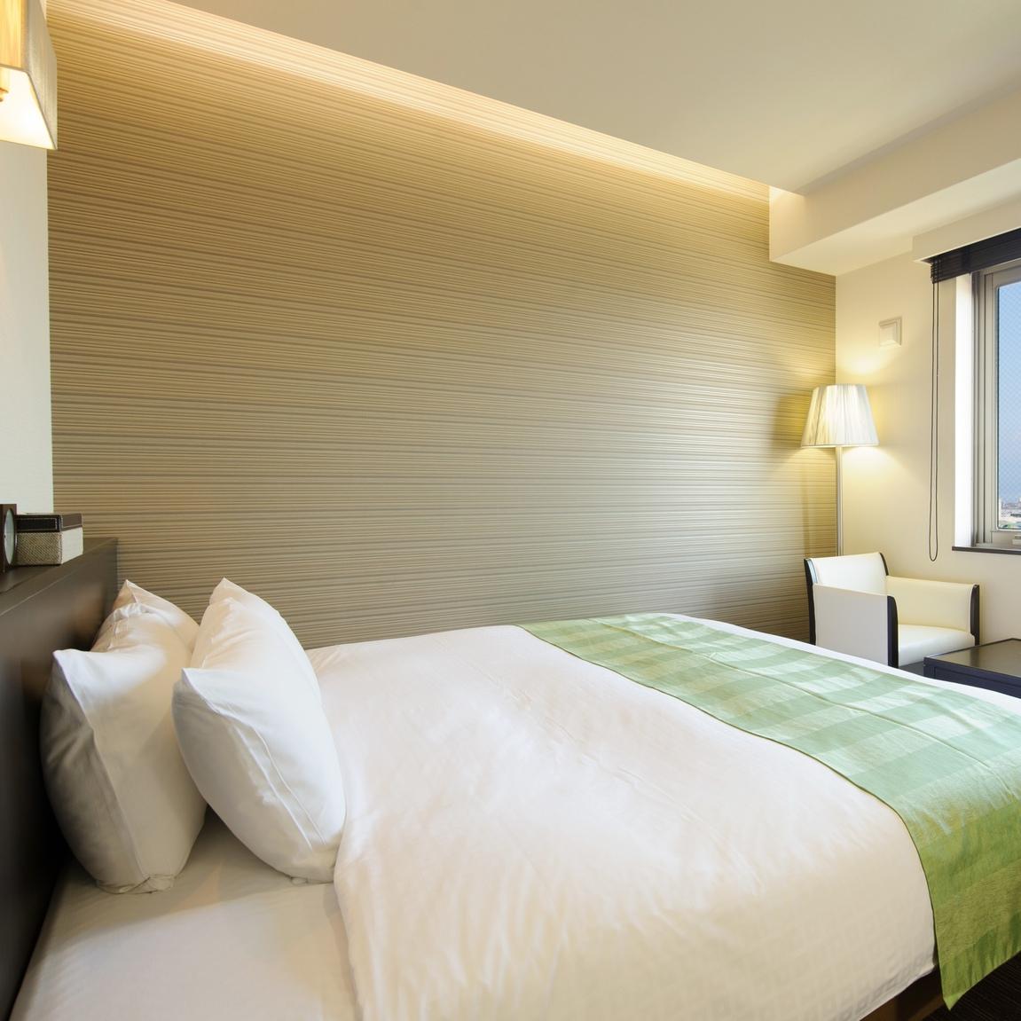 ◆ダブル◆ 14平米【ベッド幅180cm1】
