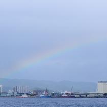 ◆外観◆ 谷山港から見るチサンイン鹿児島谷山