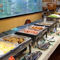 ◆朝食イメージ◆ 1Fこんぴら丸にて♪和洋バイキングです!