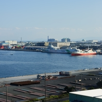 ◆谷山港◆