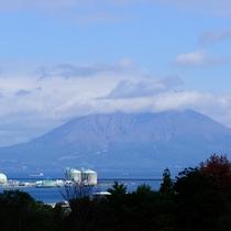 ◆桜島◆ 桜島溶岩なぎさ公園には全長約100mの足湯あり!