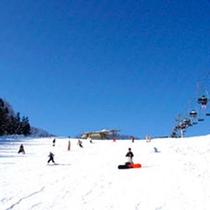 *【Asahi自然観 SNOW PARK】ふわふわのパウダースノーが魅力!初心者から上級者まで♪