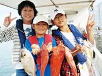 ご家族で漁師気分を味わいませんか?
