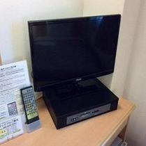 ●24型液晶テレビ●(全室)