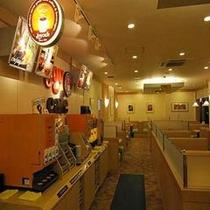 ●ジョイフル店内● 営業時間11:00~24:00