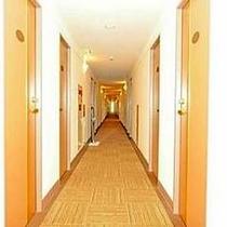 ■ホテル廊下■ 喫煙・禁煙フロアあり