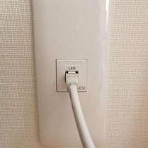 ●客室設備● インターネット接続無料