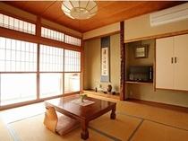 くつろぎ純和室◆8畳【禁煙】(トイレなし)