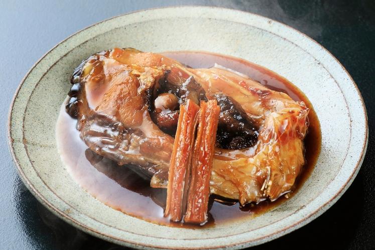 鯉の美味煮の一例
