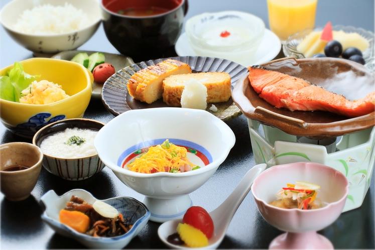 朝食の一例_
