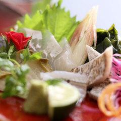 【昼食】日帰りカジュアルプラン(一汁三菜膳+温泉)