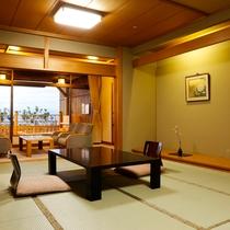 <夢大地>露天風呂付和室 ※客室一例