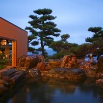 【全室専有露天風呂付】ヴィラ楽園 海の庭 Type B / 102号・露天風呂