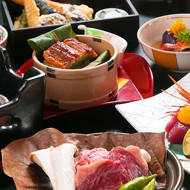 ◆尾張会席◆人気No,1★≪名物!うなぎの飯蒸し≫は絶品♪もちもち食感にやみつき間違いなし!