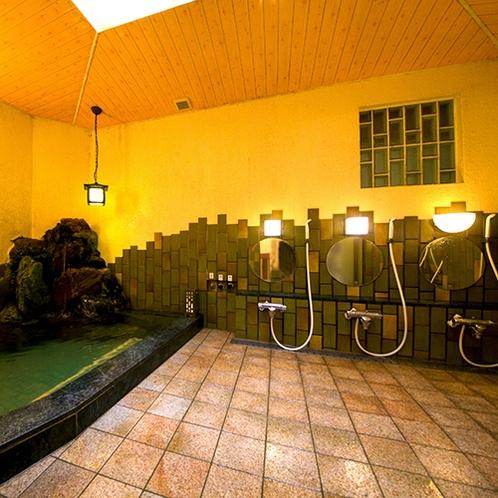 ■男性大浴場:光源の湯■