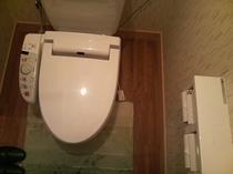 トイレは・・・