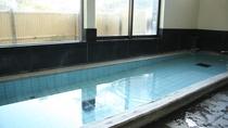 *【風呂/男湯】開放感のある広い湯船に浸かって、、1日の疲れを癒してください。