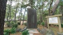 *【施設周辺】緑に囲まれて自然散策。千本浜公園内を巡ろう♪