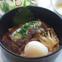 くつろぎプラン:和風ビーフステーキ丼