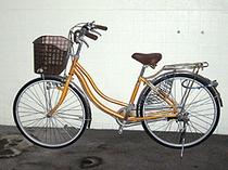 自転車の無料貸し出しサービスあります