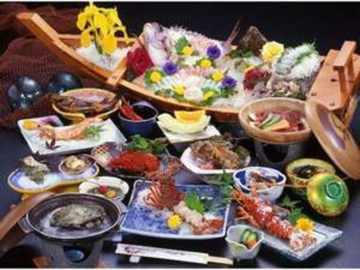 漁師料理と温泉の宿 浜栄の宿泊プラン一覧 【るる …
