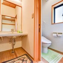 *■和室6畳(一例)■洗面とトイレ付きのお部屋です