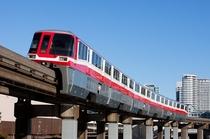 東京モノレール(羽田空港⇔浜松町駅)