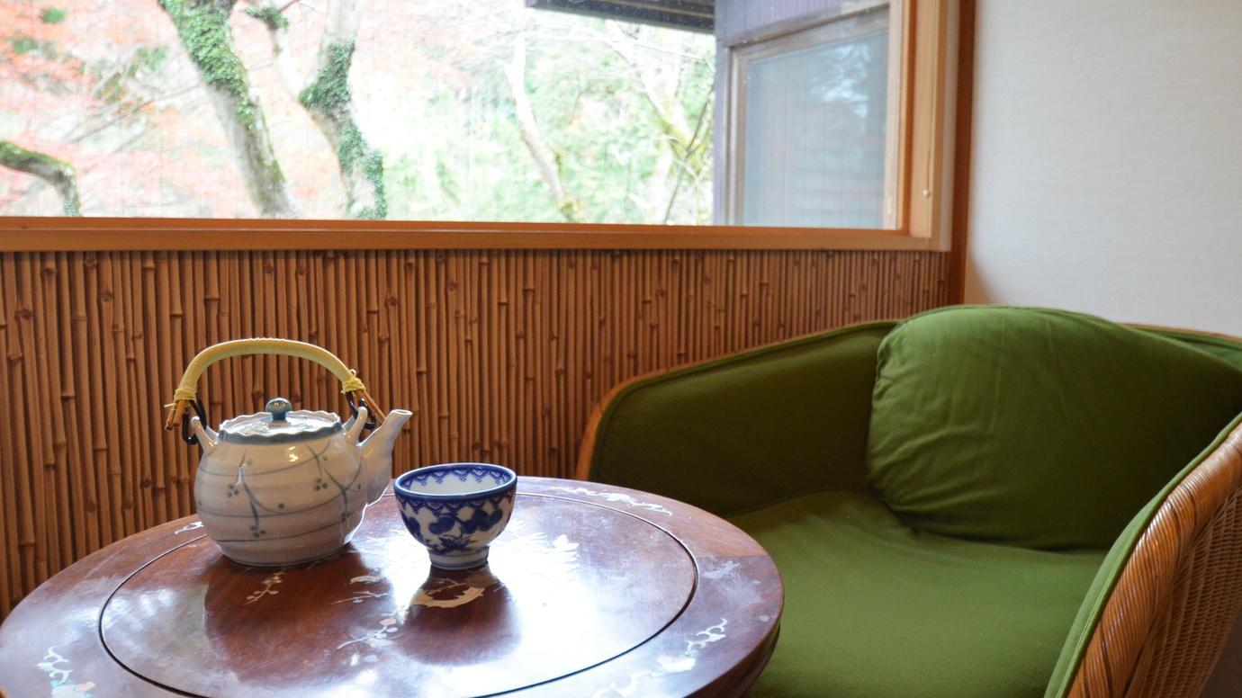 *【部屋】和室一例でございます。自然を眺めながらホッと一息