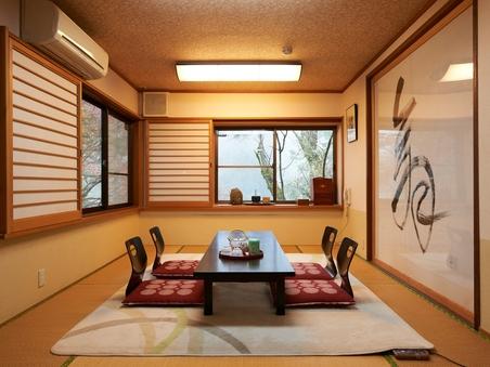 和室12畳(トイレ付/桜の湯貸切)