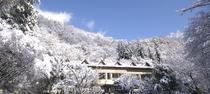 白雲荘・冬
