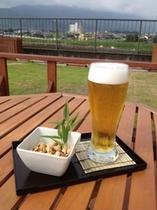 【生ビール&ナッツセット】
