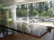 清里唯一の天然温泉 「天女の湯」 車で5分