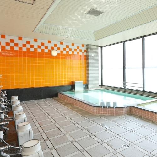 天然温泉大浴場(女湯)
