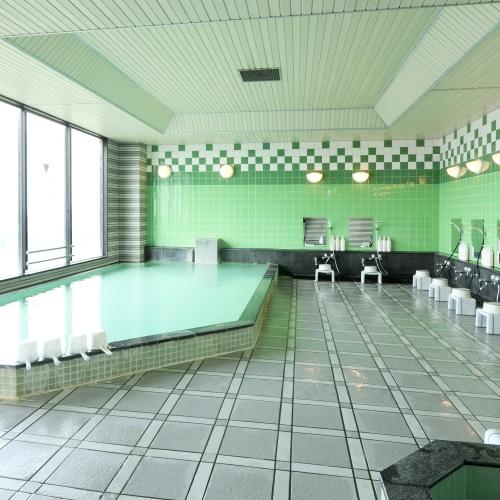天然温泉大浴場(男湯)